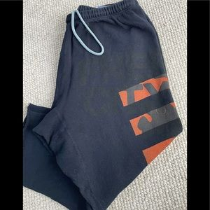 Cropped Freecity sweatpants